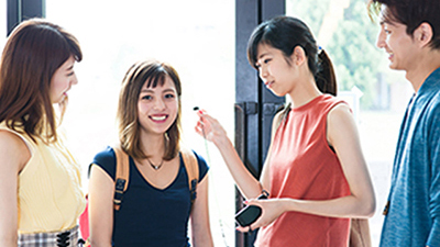 留学生を採用する場合